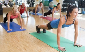 Group Fitness Bloomington IL