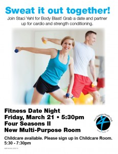 Date Night Fitness Body Blast March 2014