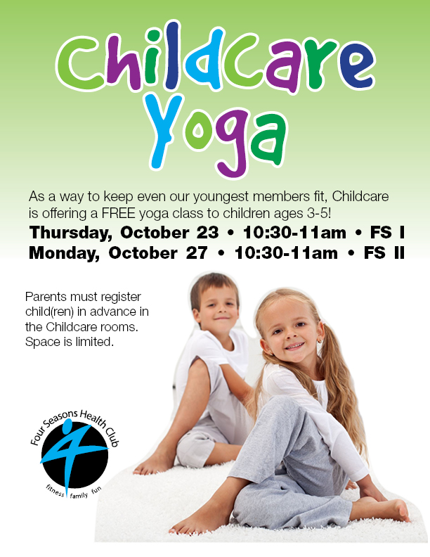 Childcare Yoga @ Four Seasons I