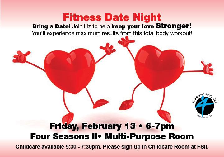 Fitness Date Night @ FS II - Multipurpose Room