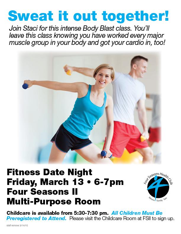 Fitness Date Night @ Four Seasons II