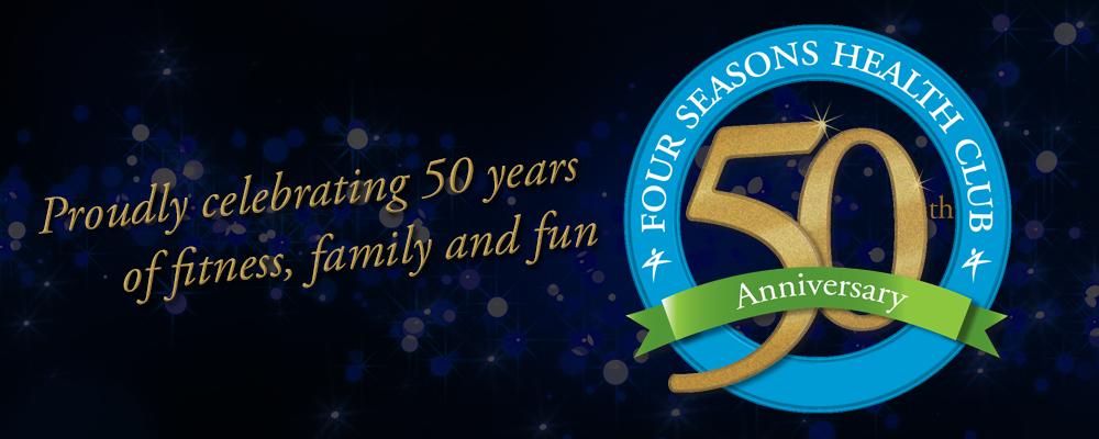 5oth anniversary proudly celebrating slider