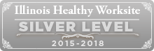 Illinois Healthy Worksite - Silver Level - 2015 to 2018