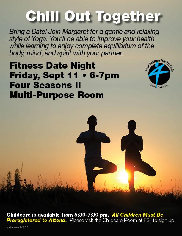 Fitness Date Night - Yoga