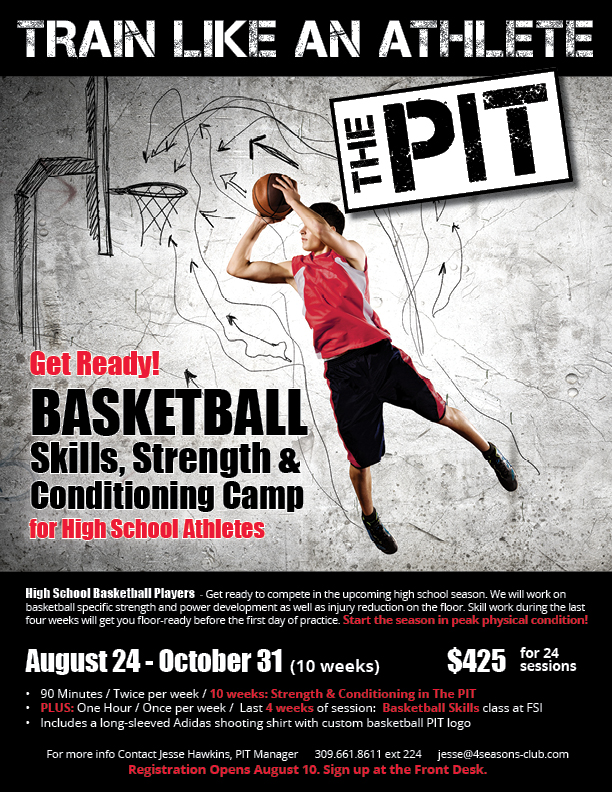 PIT Basketball Camp