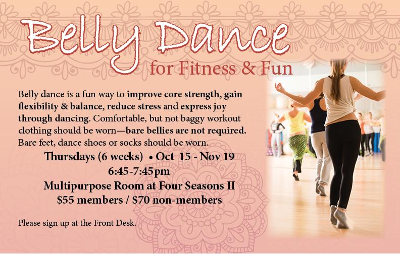 Belly Dance @ FSII - Multipurpose Rm