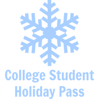 College Student Holiday Pass