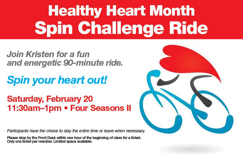 Spin Challenge Ride @ FS II