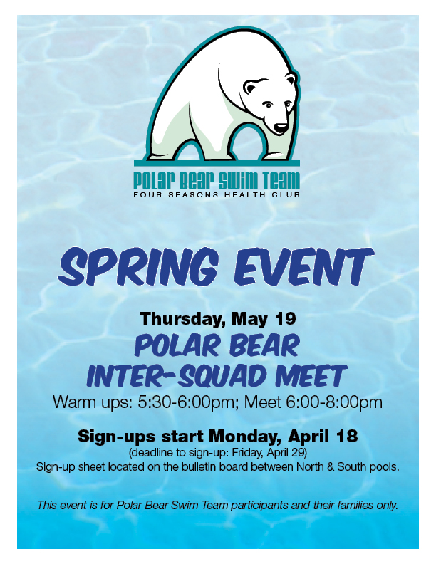 Polar Bear Intersquad Meet