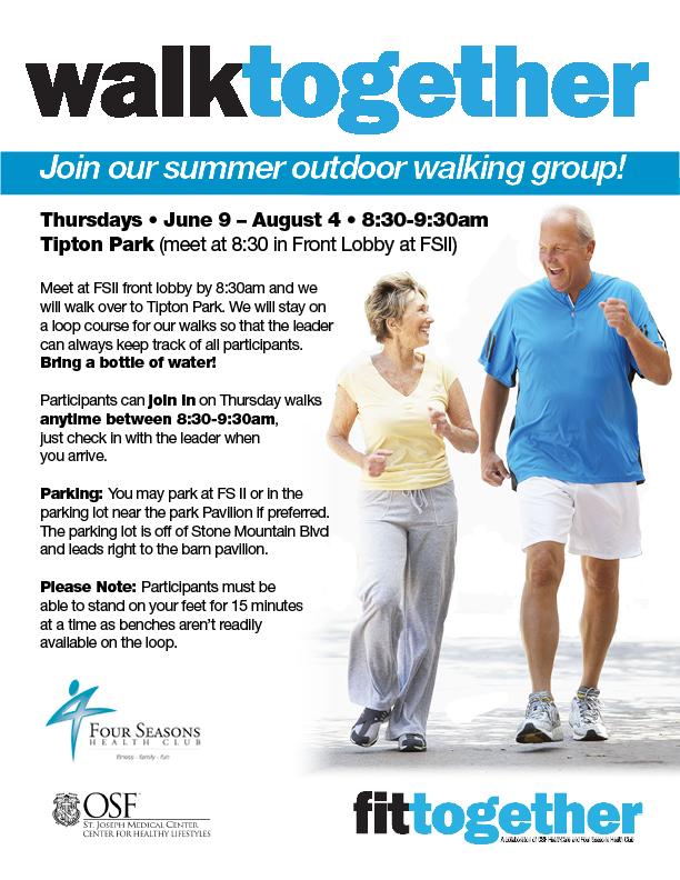 WalkTogether Summer Session