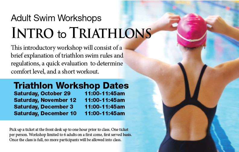 Triathlon Workshops