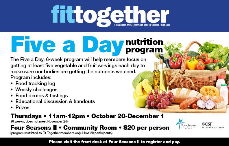 Fit Together Nutrition Program