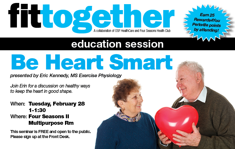 Fit Together - Be Heart Smart TR