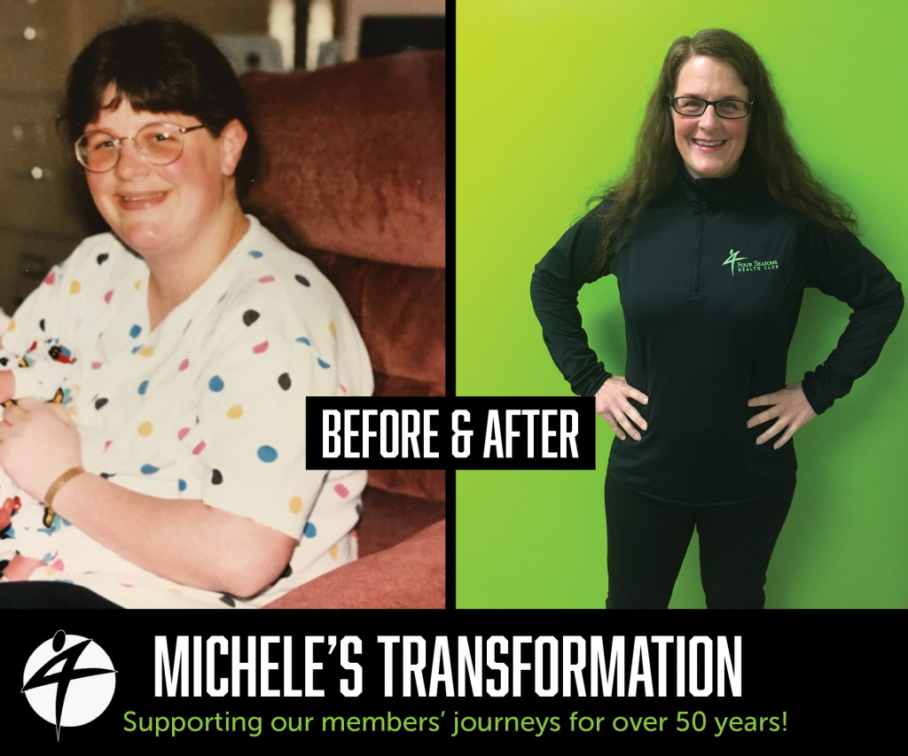 Michele Huber_Before and After Feb 2017