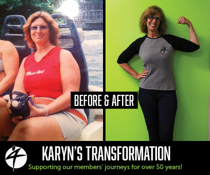 Karyn Spelde_Before and After Aug 2017