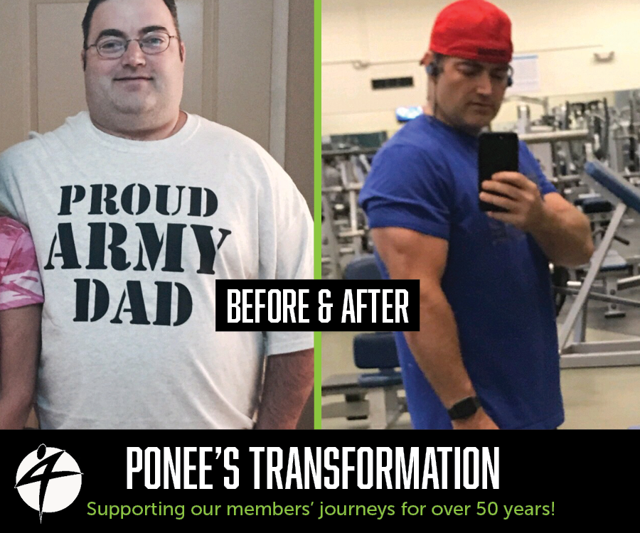 Ponne Before and After Aug 2017